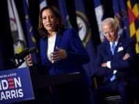 Sen. Marsha Blackburn: Kamala Harris 'Will Be Running the Show' if Joe Biden Is Elected