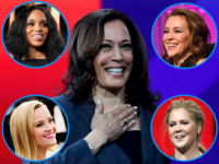 Celebrities Join 'We Have Kamala Harris's Back' Campaign to Pressure Media to Protect Her from 'Sexist Political Attacks'