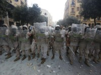 Lebanon Passes Emergency Decree Granting Sweeping Powers to Army