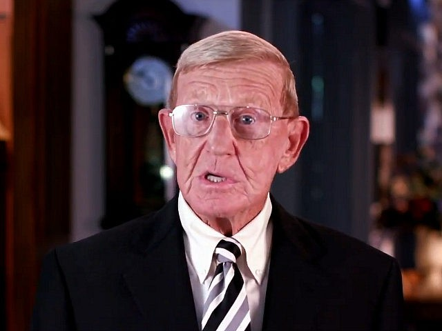 Lou Holtz, 83, tests positive for COVID-19