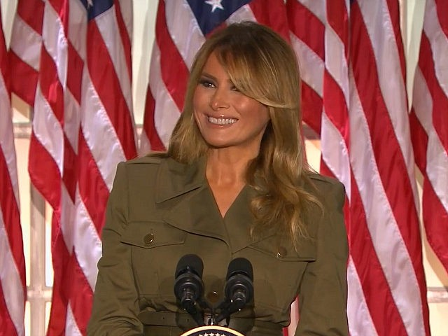 Melania Trump / RNC August 25, 2020