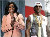 Michelle Obama Teams with Rapper 2 Chainz to Educate Prison Inmates on Voting Rights