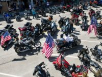 Thousands Expected at South Dakota Motorcycle Rally