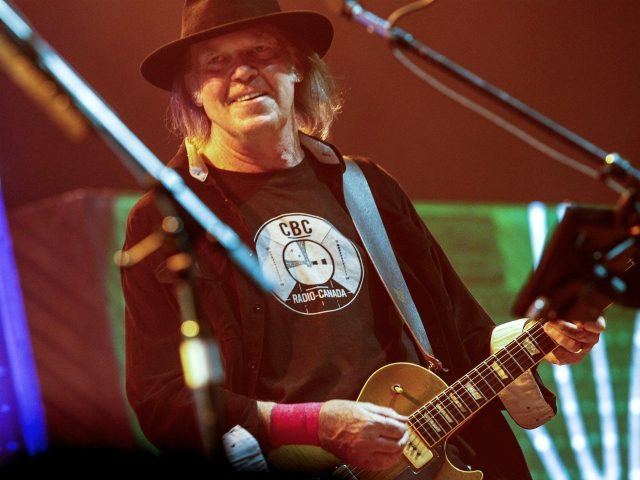 Neil Young Sues Trump Campaign for Playing His Music