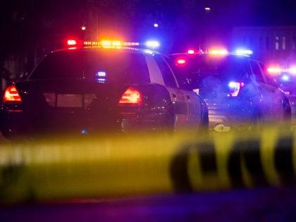 Emergency Response - stock photo Police units respond on scene.