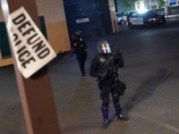 Night 77: Oregon State Police Withdraw from Federal Courthouse in Portland