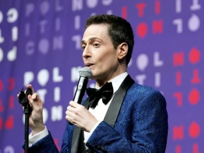NASHVILLE, TENNESSEE - OCTOBER 27: Randy Rainbow speaks onstage during day 2 of Politicon 2019 at Music City Center on October 27, 2019 in Nashville, Tennessee. (Photo by Ed Rode/Getty Images for Politicon)