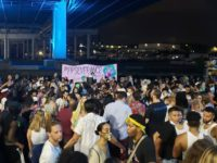 Hundreds Attend Illegal Secret Rave Under NYC Bridge
