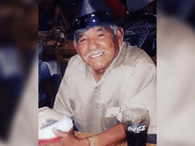 Roberto Flores Lopez, 80, is shown in this handout photo. Frank Ramirez/Instagram
