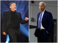 Robin Williams Stand-Up Routine Mocking 'Ramblin' Joe Biden' Resurfaces and Goes Viral