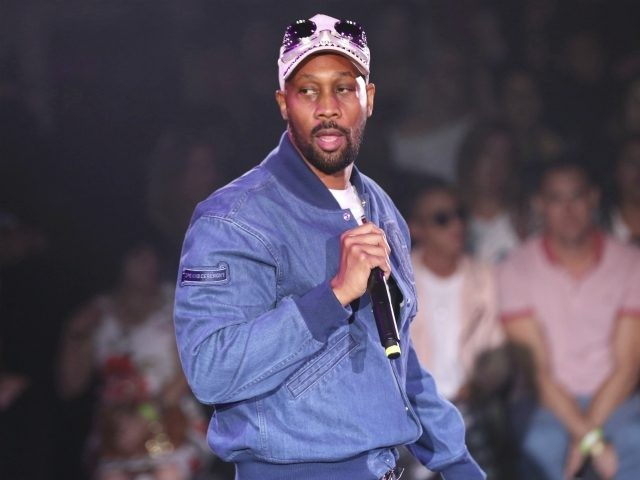 """RZA performs at the MADE Fashion Festival """"Opening Ceremony"""" show on Friday, June 9, 2017, in Los Angeles. (Photo by Willy Sanjuan/Invision/AP)"""