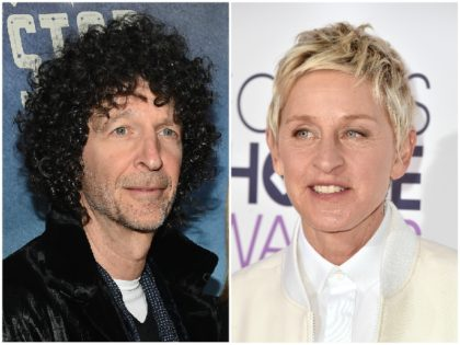 Howard Stern Advises Ellen DeGeneres to Change Her Image and 'Just Be a Prick'