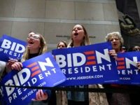 Feminists Lay Out for Media How They Want Biden's Running Mate Treated