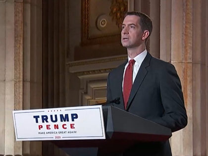 Tom Cotton / RNC August 27, 2020