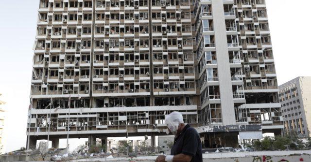 The Latest Australia Pledges 1 4m For Beirut Relief Effort Breitbart