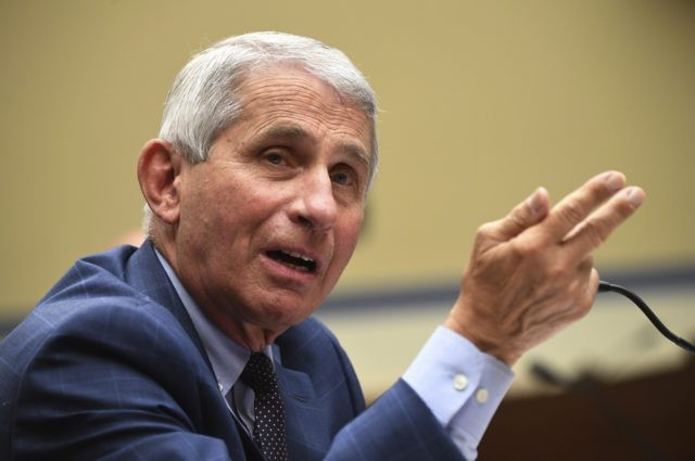 Dr. Fauci: 'Normalcy' May Not Return Until 2022