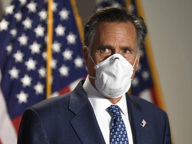 Mitt Romney Ramps up Defense of Mass-Mail Voting