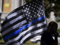 Santa Clara U. Apologizes for 'Blue Lives Matter' Sign Displayed by Campus Safety Official