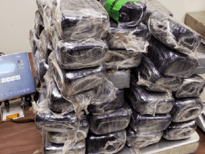 31 pounds of methamphetamine seized at Texas border crossing. (Photo: U.S. Customs and Border Protection)