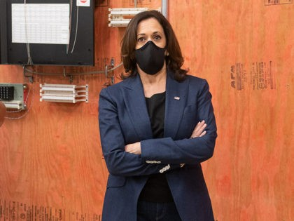 Kamala Harris Tour of IBEW 494 Training Facility - Wauwatosa, WI - September 7, 2020