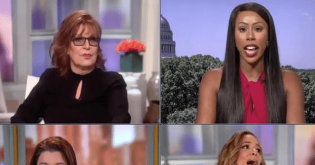 Kim Klacik Battles Joy Behar over Parading 'Around in Blackface'