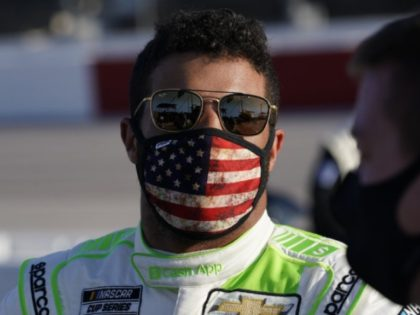 'F*ck Bubba Wallace and F*ck BLM': Bubba Wallace Blasted by Famous NASCAR Helmet Artist