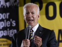 Biden: Trump 'Sort of Like Goebbels'