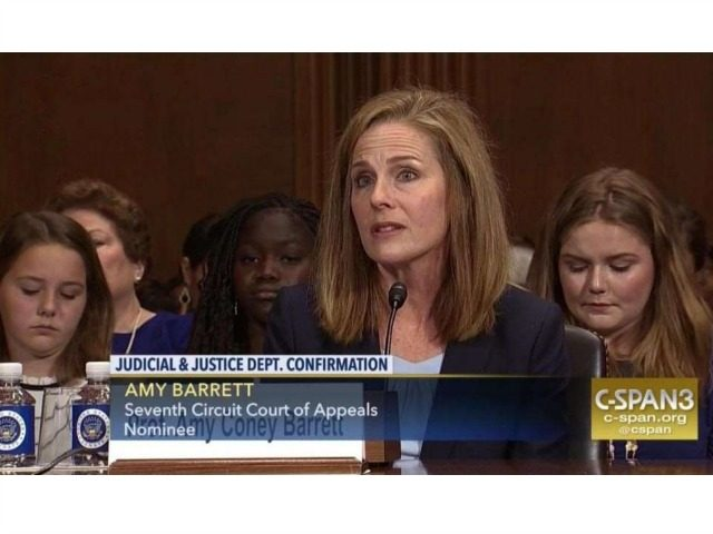 Amy Coney Barrett 'to be picked by Trump for Supreme Court'