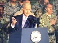 Fact Check: Biden Claims He Did Not Call Military Members 'Stupid Bastards'