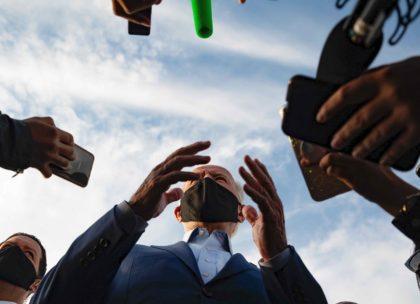 Biden mask presser (Jim Watson / Getty)