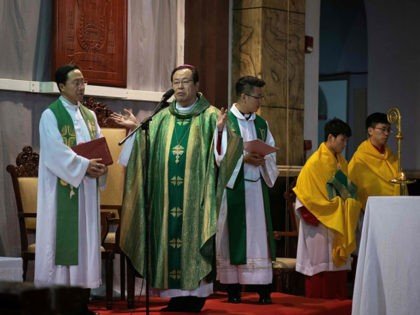 Communists Warn Citizens: 'Christianity Does Not Belong in China'