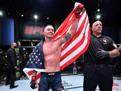 WATCH: UFC Fighter Colby Covington After Big Win: 'If You Thought That Was a Beating, Wait Till Nov. 3'