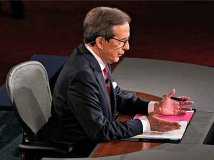 Moderator Chris Wallace Receives Blowback After Rocky Debate Performance