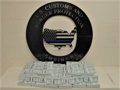 $3.6 million in counterfeit currency seized at Canadian border crossing in North Dakota. (Photo: U.S. Customs and Border Protection)