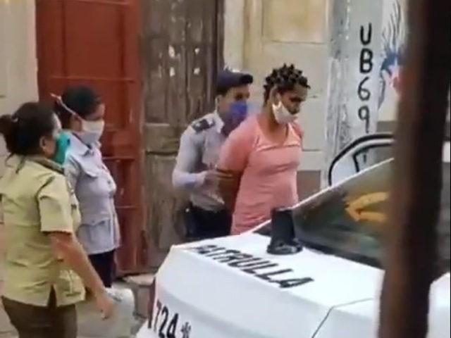 Cuba Arrest