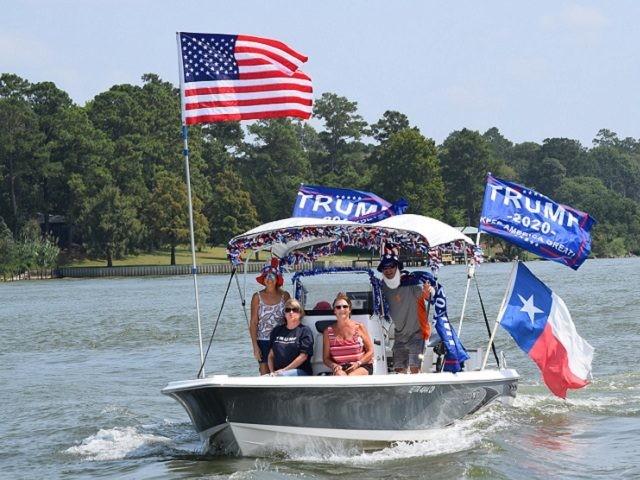 Photos: Texas Boat Rally for Trump