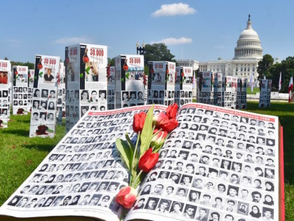 Iranian-Americans transformed the grassy field in front of the reflecting pool on the west side of the U.S. Capitol on September 4, 2020, into a stunning exhibit featuring the photographs of thousands of those, including teenagers, among the 120,000 who the Iranian regime has slaughtered since it took power in …
