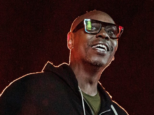 HOUSTON, TEXAS - NOVEMBER 09: Dave Chappelle is seen during the second annual Astroworld Festival at NRG Park on November 9, 2019 in Houston, Texas. Photo: Trish Badger/imageSPACE/MediaPunch /IPX
