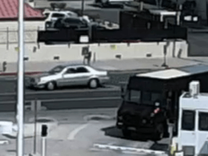 The Phoenix Police posted a photo of the car they believe the shooting suspect is driving