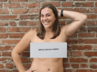 PA Lawmakers Pose Topless to Warn Voters Against Sending Naked Ballots