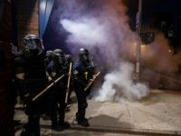 WATCH: Louisville Rioters Attack Police as They Try to Extinguish Fires