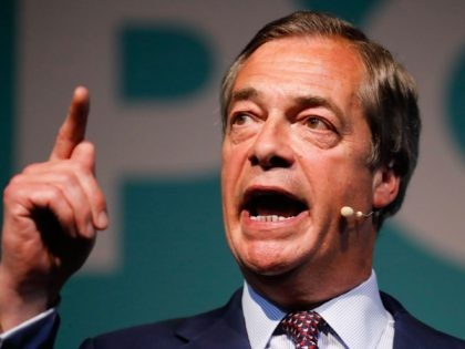 Farage: 'Say No!' to Second National Lockdown, Reject Boris Johnson's 'Elective Dictatorship'