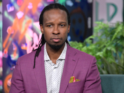 Ibram X. Kendi visits Build to discuss the book Stamped: Racism, Antiracism and You at Build Studio on March 10, 2020 in New York City. (Photo by Michael Loccisano/Getty Images)