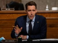 Hawley: Biden Should Prepare for 'Rocky, Rocky Time' with Nominees