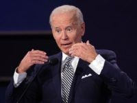 Joe Biden Praises Mic Muting as a 'Good Idea': 'I Think There Should Be More Limitations on Us'