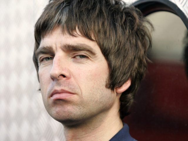 (FILES) This file photo dated 26 October 2005 shows Noel Gallagher from the British band Oasis posing before a concert in Paris. It was reported 07 July 2006 that Gallagher, the lead singer of Oasis, said he will be supporting Italy when he attends the World Cup final for the …