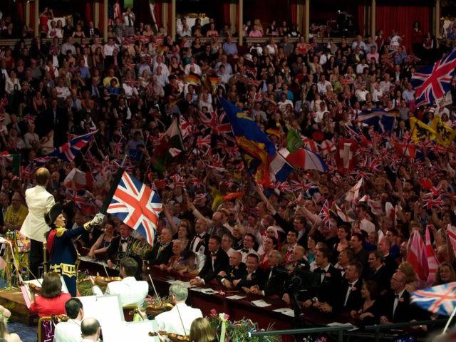 BBC U-turn allows Rule Britannia to be sung at Proms