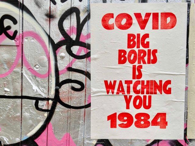 Big Boris is Watching You