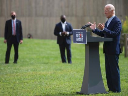 Joe Biden climate (Jim Watson / AFP / Getty)