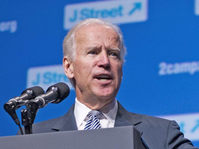 Joe Biden J Street (Ron Sachs-Pool / Getty)